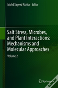 Epub Grátis Salt Stress, Microbes, And Plant Interactions: Mechanisms And Molecular Approaches