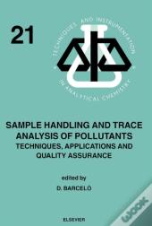 Sample Handling And Trace Analysis Of Pollutants