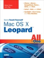 SAMS TEACH YOURSELF MAC OS X LEOPARD ALL IN ONE