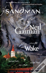 Sandman Tp Vol 10 The Wake New Ed