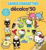 Sanrio Characters - Decalco' 50 Lic