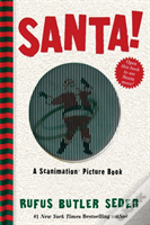 Santa! A Scanimation Book