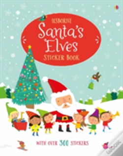Wook.pt - Santa'S Elves Sticker Book