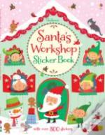 Santa'S Workshop Sticker Book