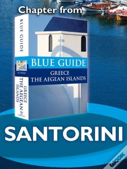 Wook.pt - Santorini And Therasia - Blue Guide Chapter