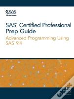 Sas Certified Professional Prep Guide