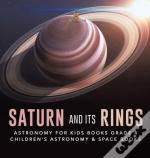Saturn And Its Rings   Astronomy For Kid