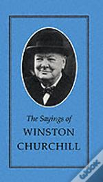 Sayings Of Winston Churchill