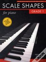 Scale Shapes For Piano Grade 1