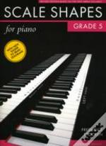 Scale Shapes For Piano Grade 5