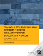 Scaling Up Resilience-Building Measures Through Community-Driven Development Projects