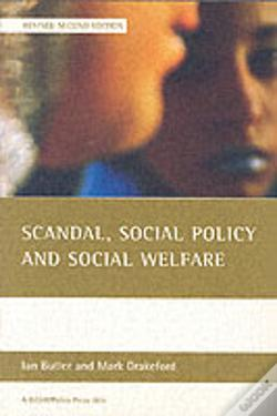 Wook.pt - Scandal, Social Policy And Social Welfare