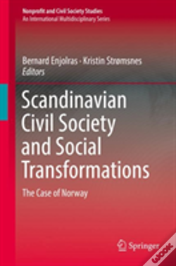 Wook.pt - Scandinavian Civil Society And Social Transformations