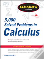 Schaum'S 3,000 Solved Problems In Calculus