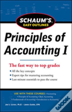 Schaum'S Easy Outline Of Accounting