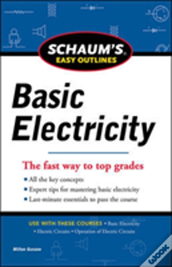 Wook.pt - Schaums Easy Outline Of Basic Electricity