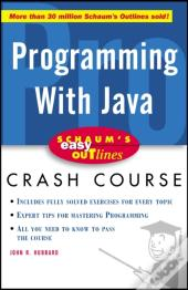 Schaum'S Easy Outline Of Programming With Java