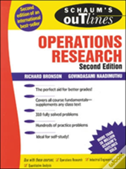 Wook.pt - Schaum'S Outline Of Operations Research