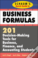 Schaum'S Quick Guide To Business Finance