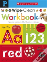 Scholastic Early Learners: Wipe Clean Workbook (Pre-School)