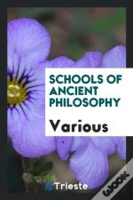 Schools Of Ancient Philosophy