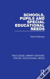 Schools, Pupils And Special Educational Needs