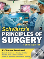 Schwartzs Principles Of Surgery 10/E (Set)