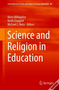Wook.pt - Science And Religion In Education