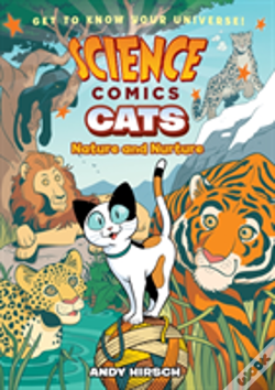 Wook.pt - Science Comics Cats