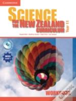 Science For The New Zealand Curriculum Year 11 Workbook And Student Cd-Rom