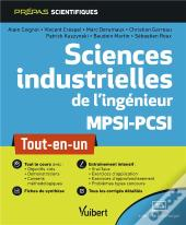 Sciences Industrielles De L'Ingenieur Mpsi-Pcsi