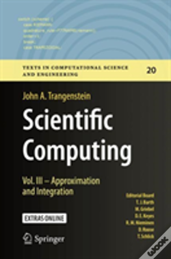 Wook.pt - Scientific Computing - Vol. Iii