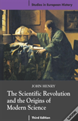 Wook.pt - Scientific Revolution And The Origins Of Modern Science