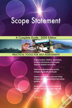 Wook.pt - Scope Statement A Complete Guide - 2020 Edition