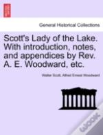 Scott'S Lady Of The Lake. With Introduct