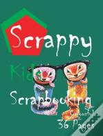 Scrappy Kids Scrapbooking With Colourful 36 Pages