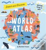 Scratch And Discover World Atlas