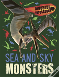 Wook.pt - Sea And Sky Monsters