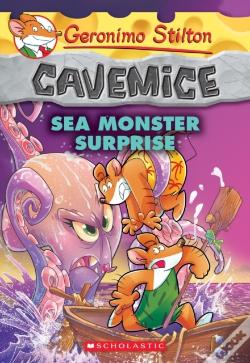 Wook.pt - Sea Monster Surprise (Geronimo Stilton Cavemice #11)