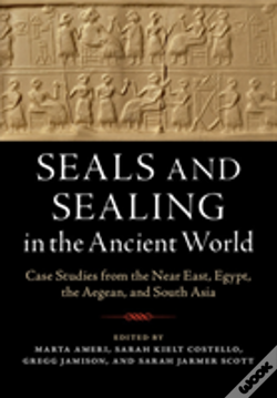 Wook.pt - Seals And Sealing In The Ancient World