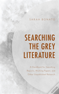 Wook.pt - Searching The Grey Literature Pb