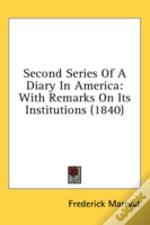 Second Series Of A Diary In America: Wit