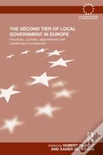 Second Tier Of Local Government In Europe