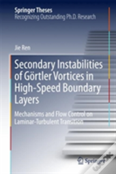 Secondary Instabilities Of Gortler Vortices In High-Speed Boundary Layers