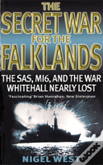 Secret War For The Falklands