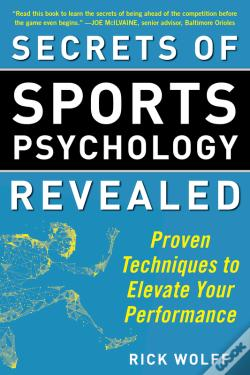 Wook.pt - Secrets Of Sports Psychology