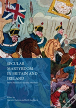Wook.pt - Secular Martyrdom In Britain And Ireland