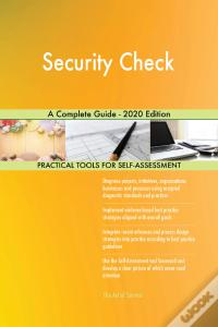 Baixar Epub Free Security Check A Complete Guide - 2020 Edition