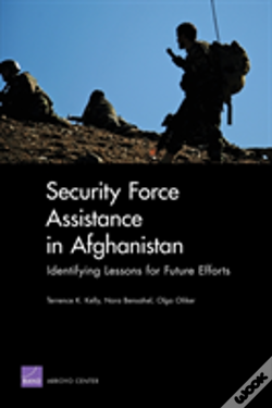 Wook.pt - Security Force Assistance In Afghanistan: Identifying Lessons For Future Efforts