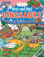 Seek And Find Dinosaurs